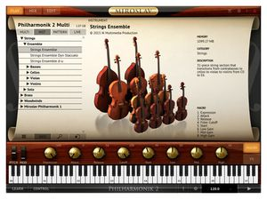 IK Multimedia Miroslav Philharmonik 2 Crossg