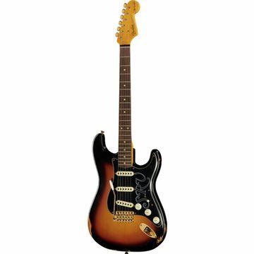 Fender Stevie Ray Vaughan Strat Relic