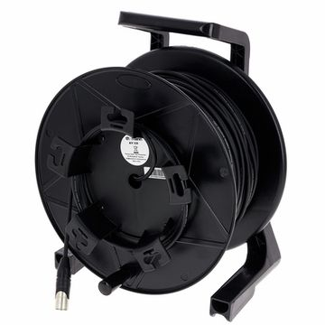 pro snake XLR Cable Drum 100m