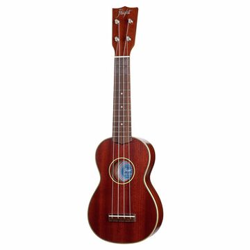 Flight All-solid Mahogany Soprano Uku