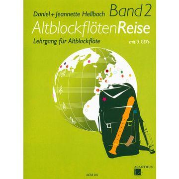 Acanthus Music AltblockflötenReise 2