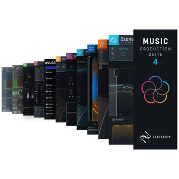 iZotope Music Production Suite 4