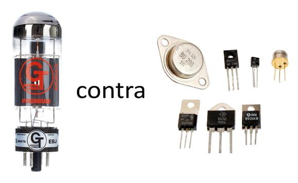 Transistors vs Valves