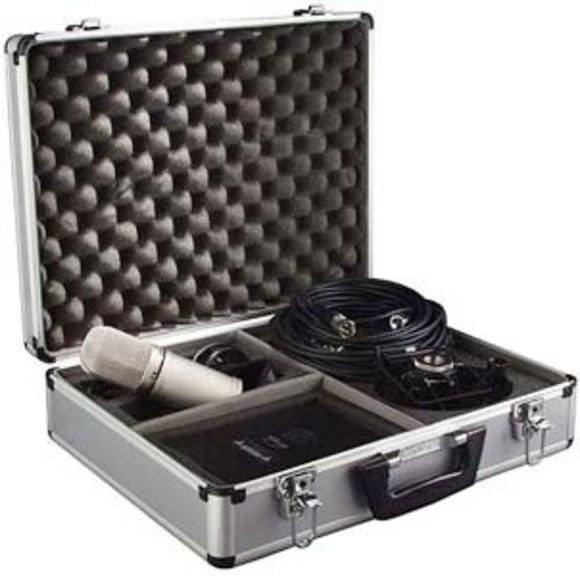 Microphone Box / Microphone Case