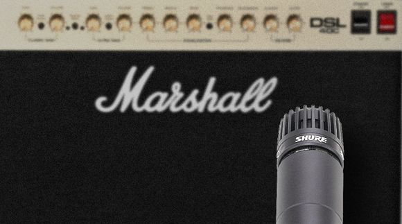 Recording E-Guitars