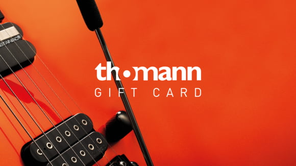 Gift Vouchers – Thomann United States