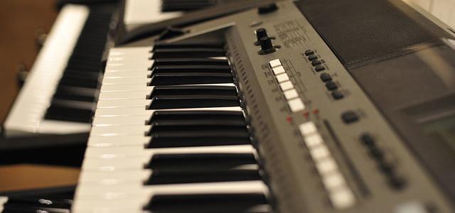 Oddělení keyboardů