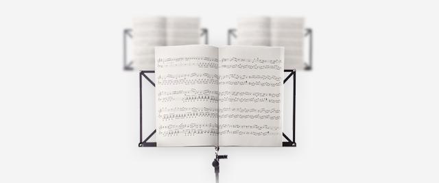Dárky pro hráče v orchestru