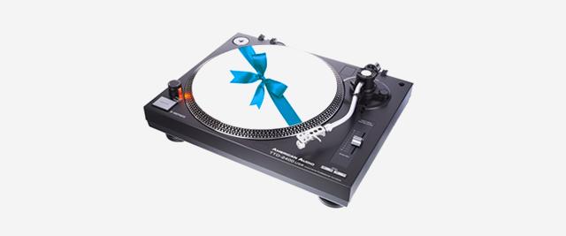 Geschenken voor DJ's