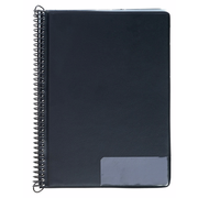 Star Marching Folder 145/10 Black