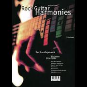 AMA Verlag Kumlehn Rock Guitar Harmonies