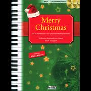 Hage Musikverlag Merry Christmas PVG +CD
