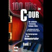 Musikverlag Hildner 100 Hits in C-Dur Vol.1