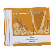 Pyramid Sitar Strings 677/7