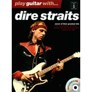Wise Publications Play Guitar With Dire Straits