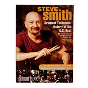 Hudson Music Steve Smith Drumset Technique