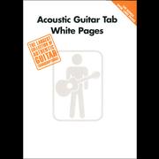 Hal Leonard White Pages Acoustic Guitar