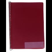 Star Marching Folder 245/25 Red