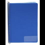 Star Marching Folder 245/25 Blue