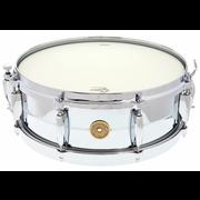 """Gretsch 14""""x05"""" Snare Chrome o. Brass"""