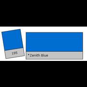 Lee Colour Filter 195 Zenith Blue