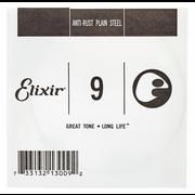Elixir .009 Plain Steel Single String