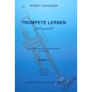 Musikverlag Schweizer Trompete Lernen Vol.1