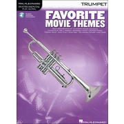Hal Leonard Favorite Movie Themes (Trp)