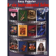Alfred Music Publishing Movie Instrumental Solos (Trp)