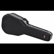 Gator GC-Deep Bowl Guitar ABS Case