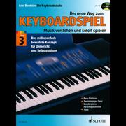 Schott Der Neue Weg Zum Keyboard 3+CD
