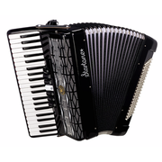 Startone Piano Accordion 120 BK