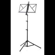 Thomann Music Stand Aluminium Black