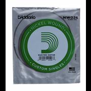 Daddario NW026 Single String
