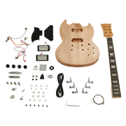 Harley Benton Electric Guitar Kit DC Style