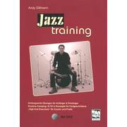 Leu Verlag Andy Gillmann Jazz Training
