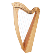 Thomann Celtic Harp Ashwood 29 Str.