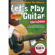 Hage Musikverlag Let`s Play Guitar Christmas