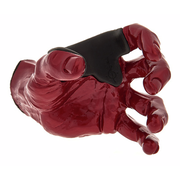 Guitar Grip Red Metallic Male Hand left