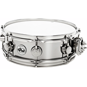 """DW 13""""x4,5"""" Stainless Steel Snare"""