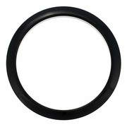 "Bass Drum O's 5"" Black round HBL5"