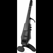NS Design NXT5a-VN-BK-F Violin Fretted