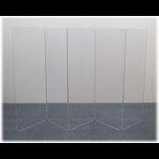 Clearsonic A2448x5 (A4-5) Drum Shield