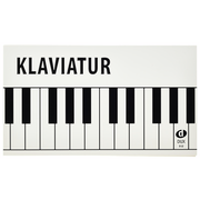Edition Dux Klaviatur/Keyboard