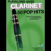 Wise Publications Playalong 50/50 - 50 Pop Klar.