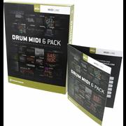 Toontrack Drum Midi 6 Pack