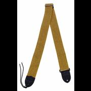 Fender Tweed Cotton Strap Gold