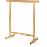 Thomann Wooden Gong Stand HGS 100