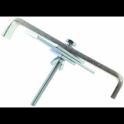 Stageworx Leg Clamp 2 60x60 flat/raised