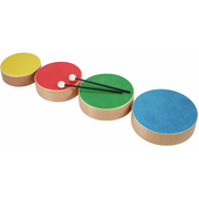 Thomann TKP Wooden Toms Color